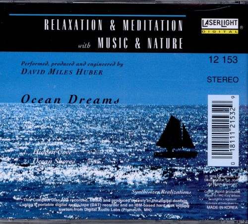 Relaxation & Meditation with Music & Nature: Ocean Dreams