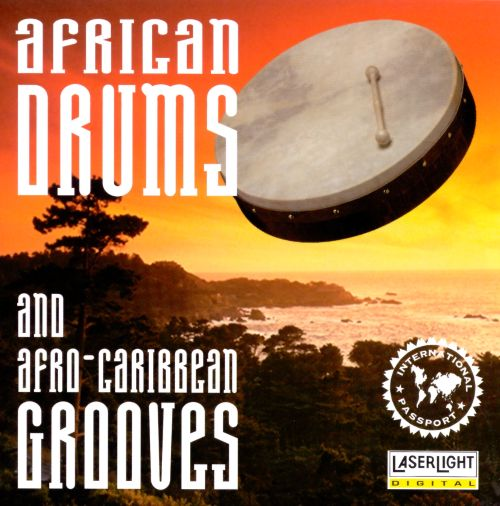 African Drums & Afro-Carribean Grooves