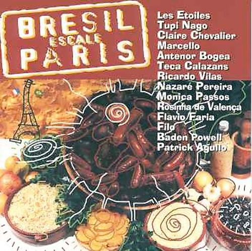 Bresil Escale Paris