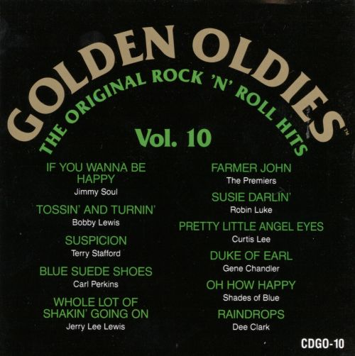 Golden Oldies, Vol. 10 [Original Sound 1994]