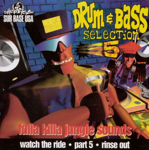 Drum & Bass Selection, Vol. 5