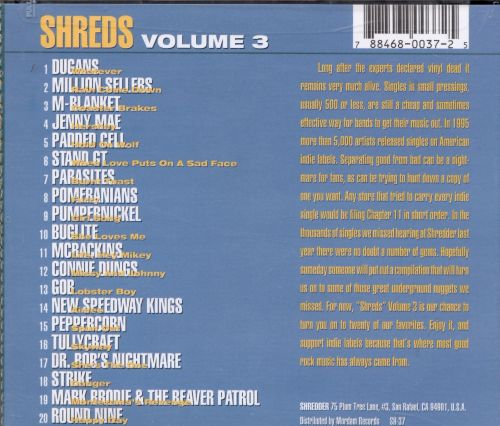 Shreds, Vol. 3: American Underground '95