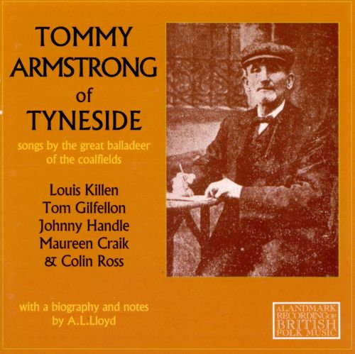 Tommy Armstrong of Tyneside