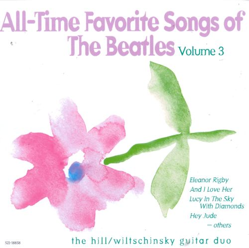 All-Time Favorite Songs of the Beatles, Vol. 3
