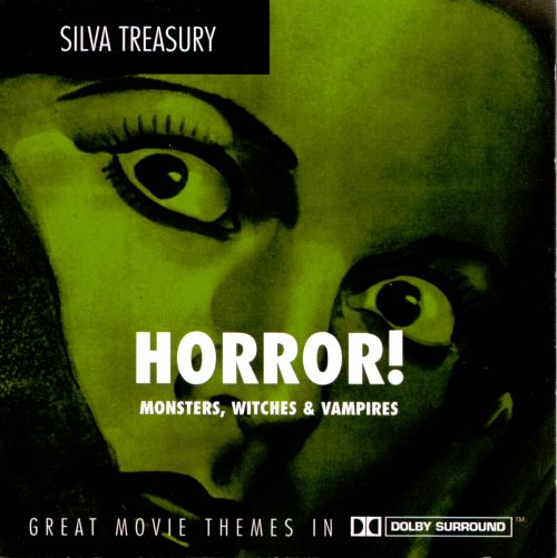 Horror! Monsters Witches & Vampires