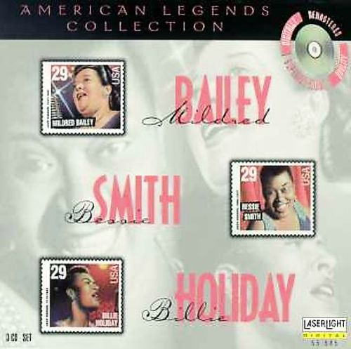 American Legends: Holiday, Smith & Bailey