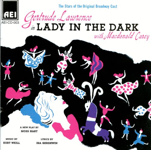 Lady in the Dark [1950 Radio Cast]