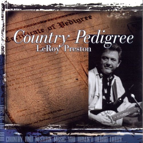 Country Pedigree