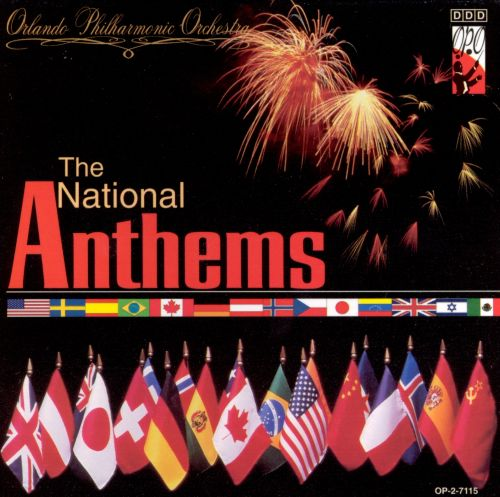 The National Anthems