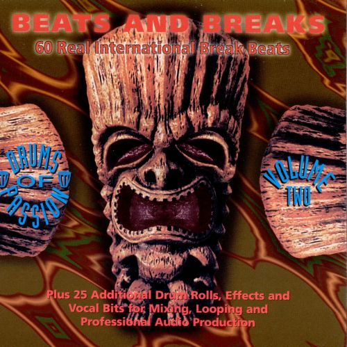 Drums of Passion, Vol. 2: Beats and Breaks