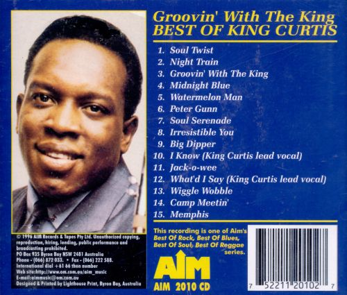 Groovin' with the King