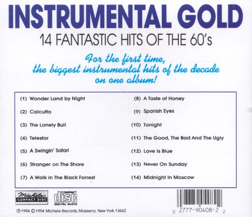 Instrumental Gold: 14 Hits of the 60's