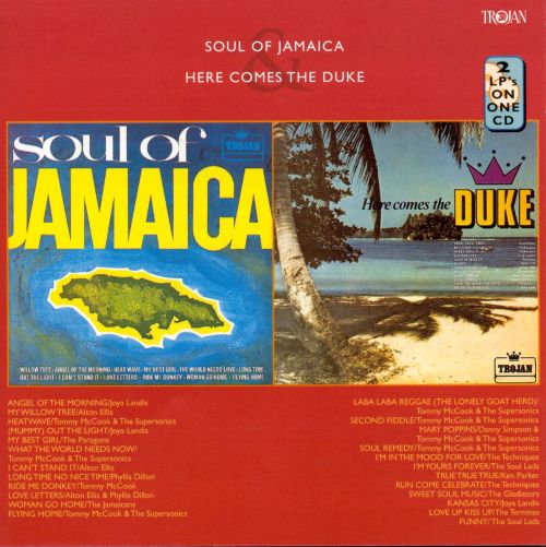 Soul of Jamaica/Here Comes the Duke