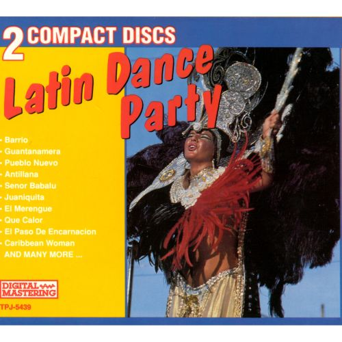 Latin Dance Party [Madacy 2 Disc Set]