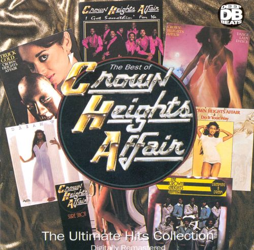 Striking Gold: The Best of Crown Heights Affair