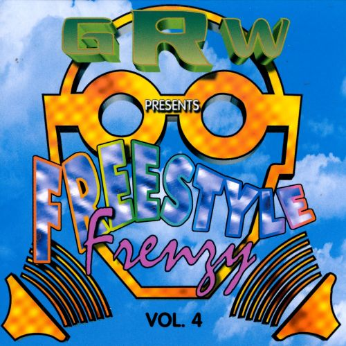 GRW Records Presents Freestyle Frenzy 4
