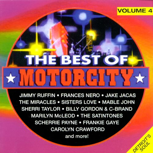 The Best of Motorcity Records, Vol. 4