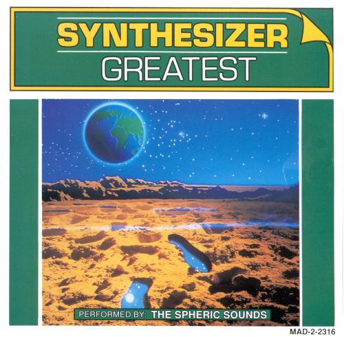 Synthesizer Greats