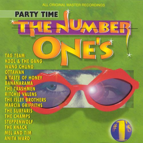 Number Ones: Party Time