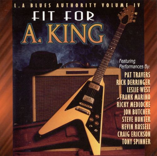 L.A. Blues Authority: Fit for a King