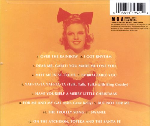 Best of Judy Garland: 20th Century Masters
