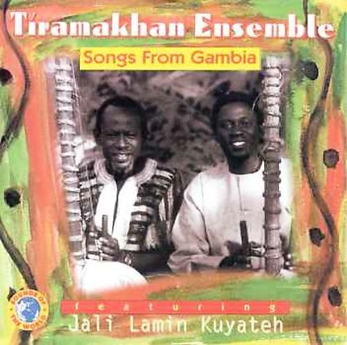 Songs from Gambia