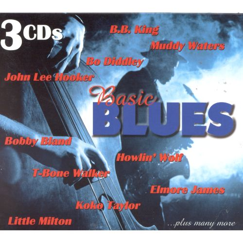 Basic Blues, Vol. 1-3