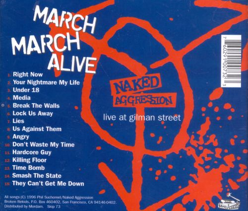 March March Alive