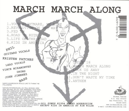 March March Along