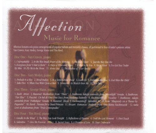 Affection: Music for Romance