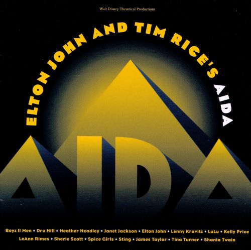"Elton John and Tim Rice's ""Aid..."