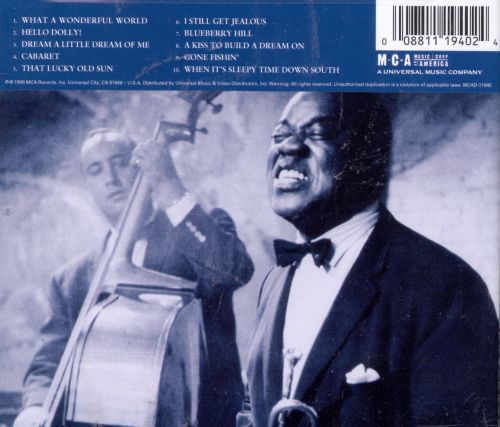 20th Century Masters - The Millennium Collection: The Best of Louis Armstrong
