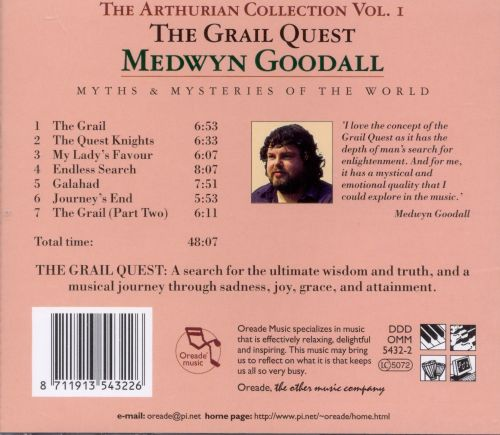 The Grail Quest: The Arthurian Collection, Vol. 1