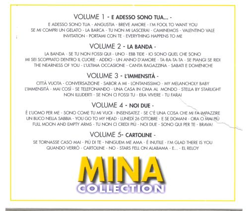 Mina Collection