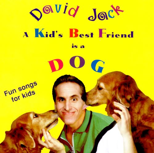 A Kid's Best Friend Is a Dog