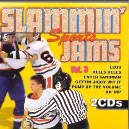 Slammin' Sports Jams, Vol. 3