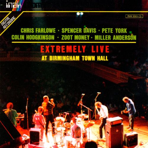 Extremely Live at Birmingham Town Hall