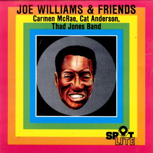 Joe Williams & Friends