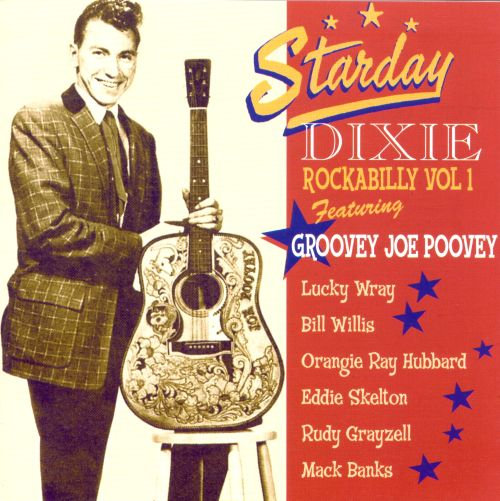 Starday Dixie Rockabilly, Vol. 1