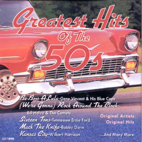 Greatest Hits of the 50's, Vol. 1