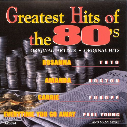 the greatest hits of the 80s vol 8 various artists
