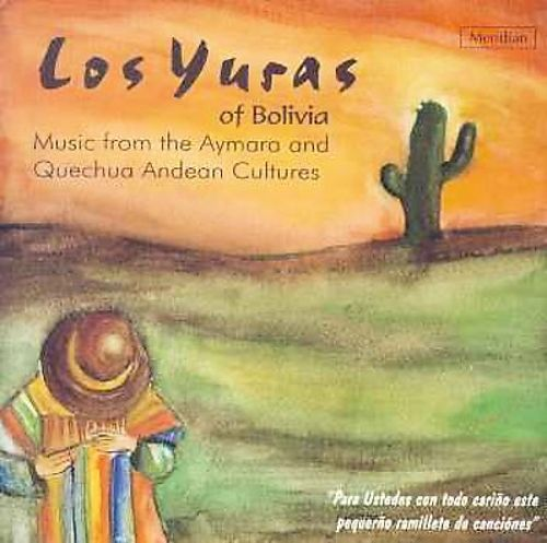 Music from Aymara & Quechua Andean Cultures
