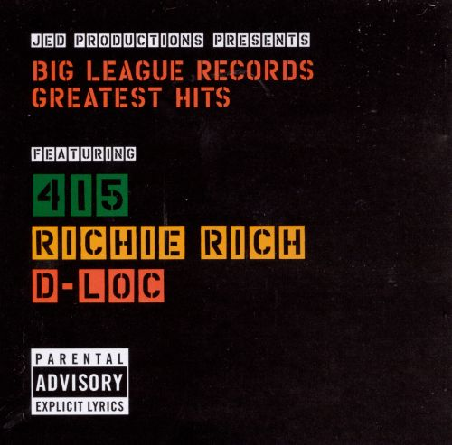 Big League Records Greatest Hits
