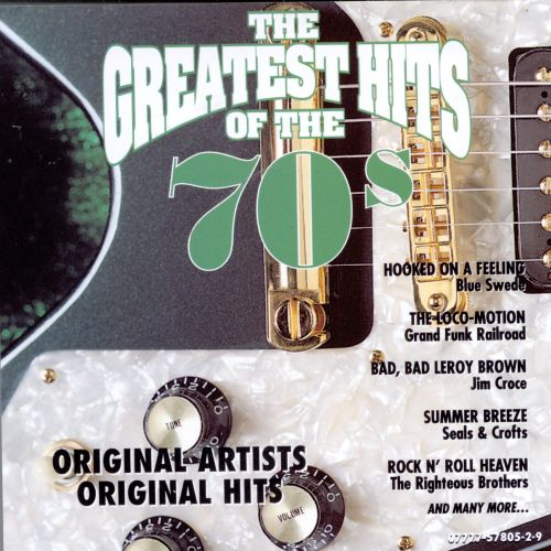 Greatest Hits of the 70's, Vol. 2 [Platinum #2]