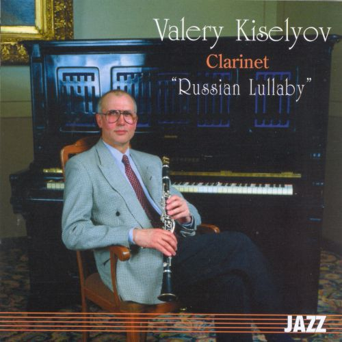 Russian Lullaby: 14 Selections for Clarinet