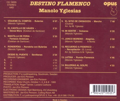 Destino Flamenco