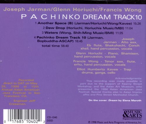 Pachinko Dream Track 10