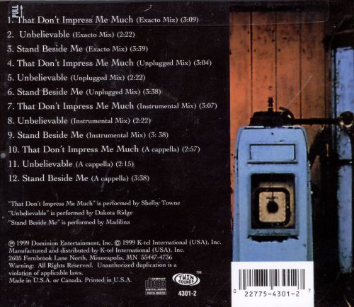 Country Triple Play 1999