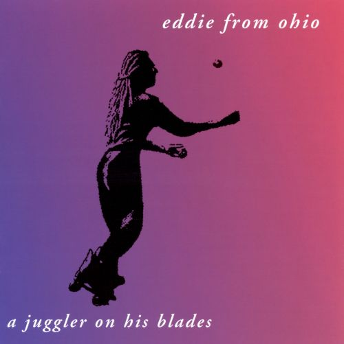 A Juggler on His Blades