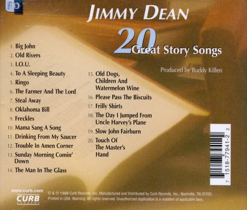 20 Great Story Songs